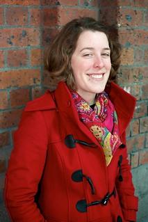 Elaine Miles portrait
