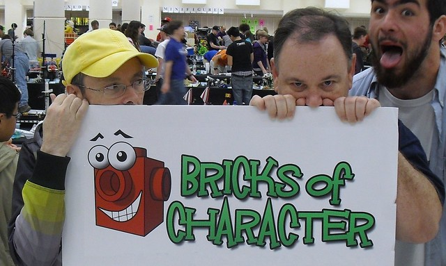 Bricks of Character at BrickCon 2012