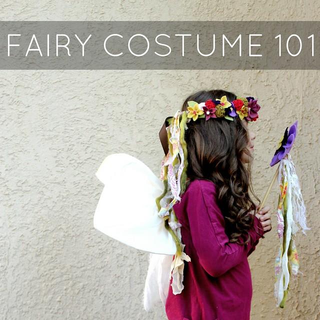 fairy costume 101