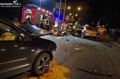 Verkehrsunfall Klarenthaler Str. 11.10.12