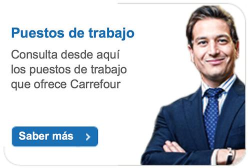 Alejandro en la web del Carrefour