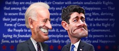 Biden vs. Ryan - Post debate psych