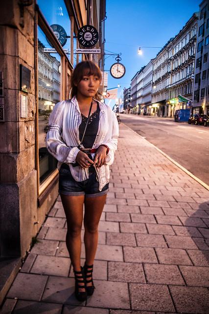 Yanjaa in Stockholm
