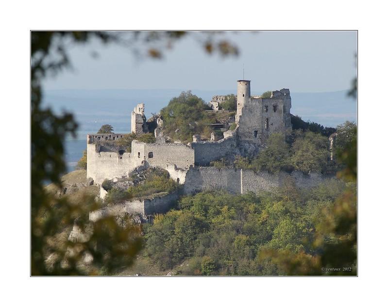 Villa Falkenstein falkenstein castle ruins mistelbach austria spottinghistory com