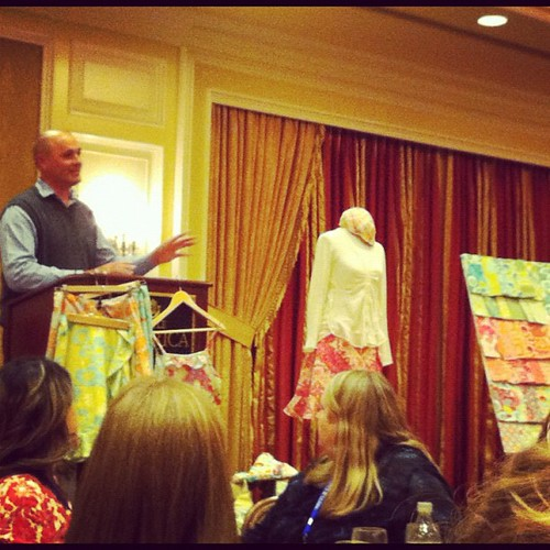 Joel Dewberry! #sewingsummit