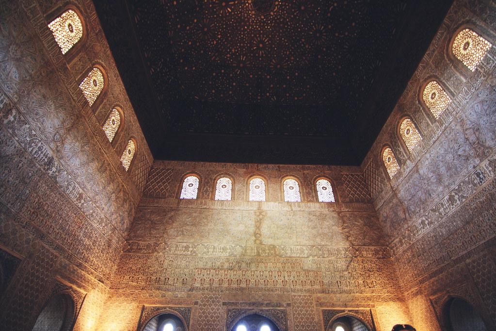 in the palacio