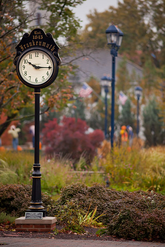 Frankenmuth, MI Clock by KarrieChantel