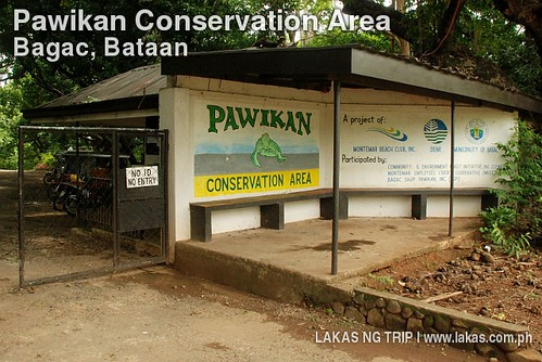Pawikan Conservation Area of Bagac, Bataan