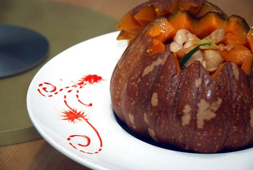 Di Wei Pumpkin Chicken