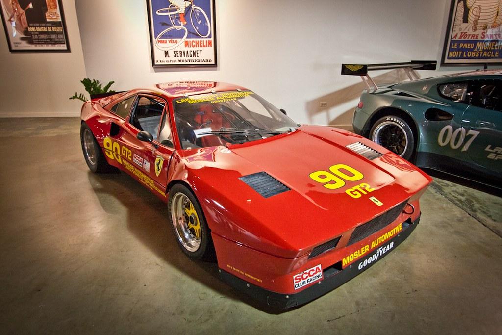 Race Ferrari