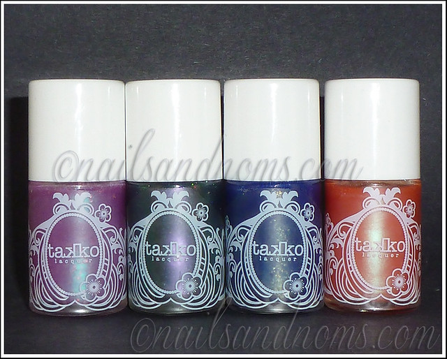 Takko Lacquer New Collection - October 1
