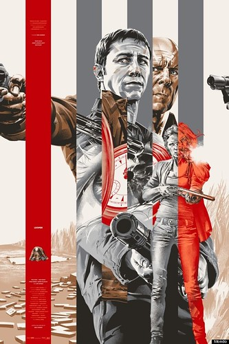 Looper Poster - by Stuart McKeown | by Littlemad