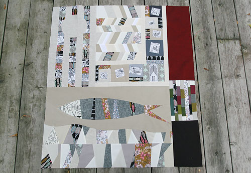The Traveling Quilts for Heather