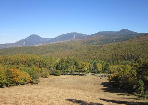 蓼科山、北八ヶ岳と奥蓼科 2012年10月16日10:16 by Poran111