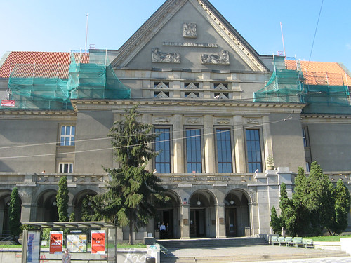 Faculty of Law of the Charles University in Prague, Czech Republic