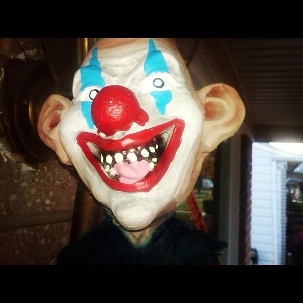 #clown #halloween