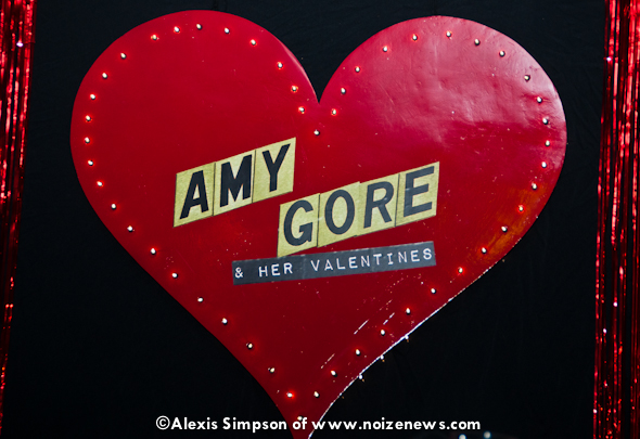 Amy Gore & Her Valentines