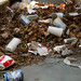Small photo of Accumulated Trash
