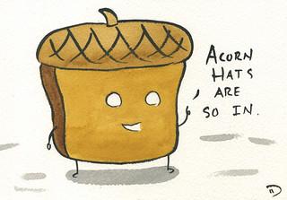 Acorn Hats