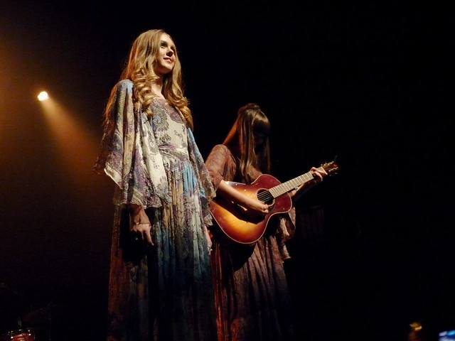 First Aid Kit - Fonda Theatre - October 16, 2012