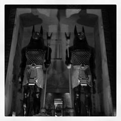 Tomb guards...