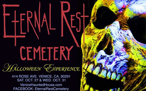 The Eternal Rest Cemetery at 414 Rose in Venice