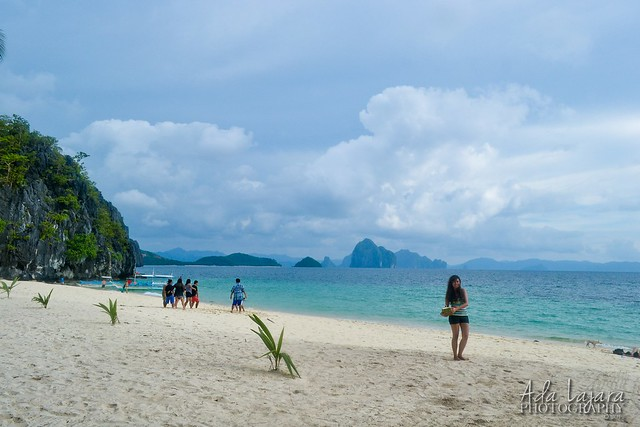 7 Seven Commandos Beach, El Nido
