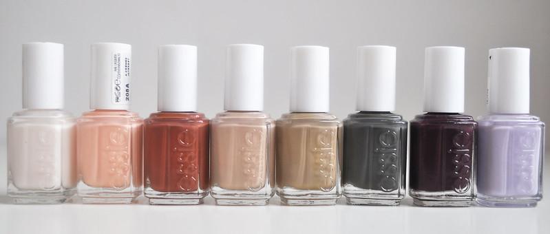 essie nail polish 3