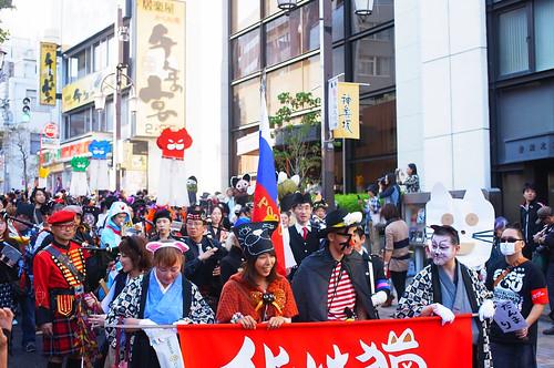 Kagurazaka Cat Halloween 2012-01