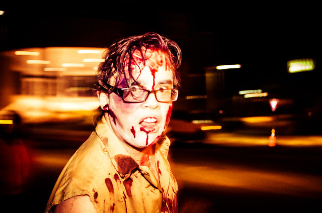 Corner Brook Zombie Walk - 44