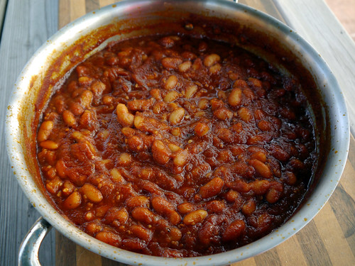 Cheater Baked Beans from Veganomicon (0008)