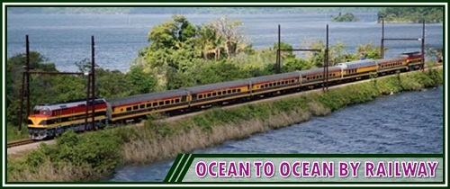 Ocean to Ocean by Railway
