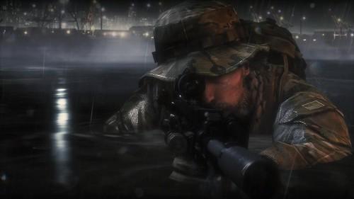Medal of Honor Warfighter, kai negali nugalėti priešo...