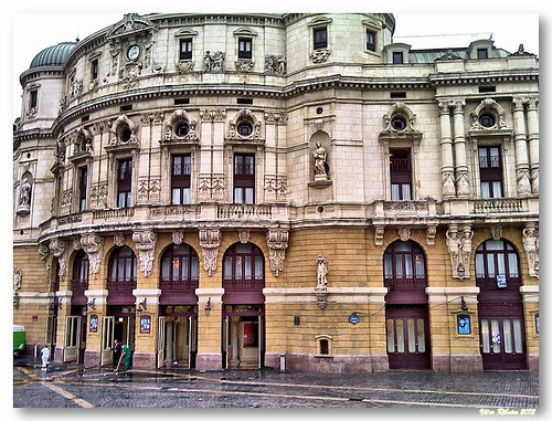 Teatro em Bilbao by VRfoto
