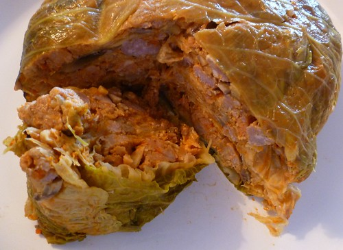 STUFFED CABBAGE 049