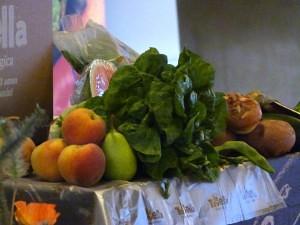 El sopar estarà elaborat amb fruites i verdures de les hortes de La Tavella i Sant Tomàs i fruites i verdures de productors de l'entorn.