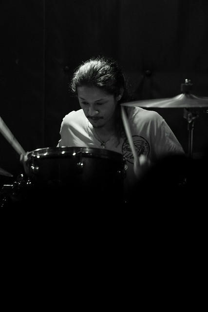 O.E. Gallagher live at Shimbashi ZZ, Tokyo, 21 Oct 2012. 177