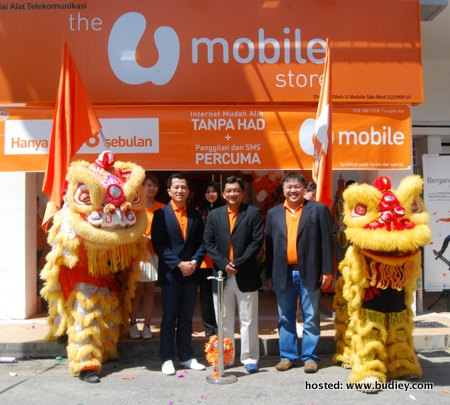 U Mobile Anchors East Coast Presence With New Store In Kuantan