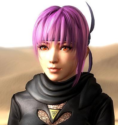 You Can Play Ayane in Ninja Gaiden 3: Razor's Edge