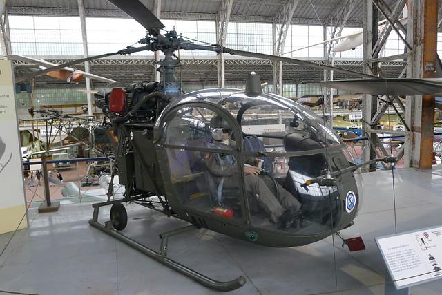 Sud-Ouest SE 3130 B Alouette II