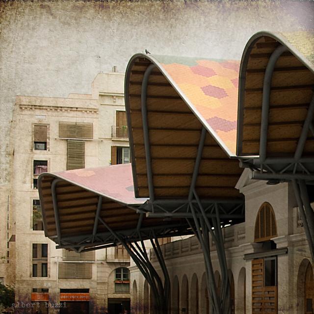 bBcn013:  Barcelona - Ciutat Vella - Sant Pere, Santa Caterina i La Ribera