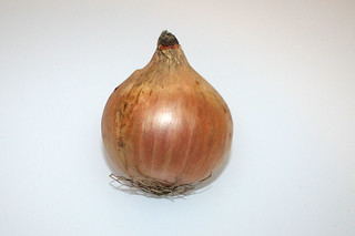 03 - Zutat Zwiebel / Ingredient onion
