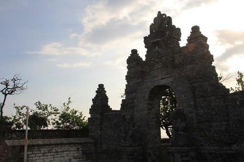 The Uluwatu Temple, Bali
