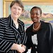 Helen Clark's Official Visit to Rwanda, October 2012