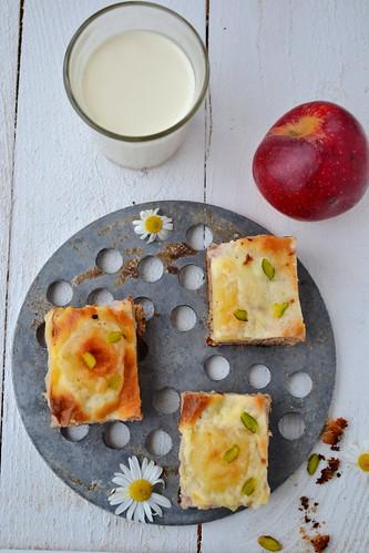 яблочные пирожные 4