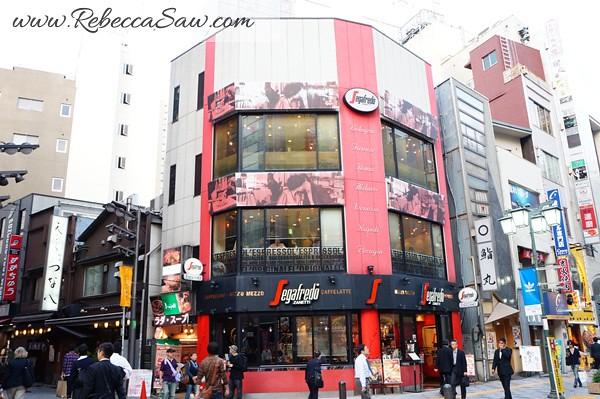 Japan day 1 - Shibuya & Harajuku  (65)