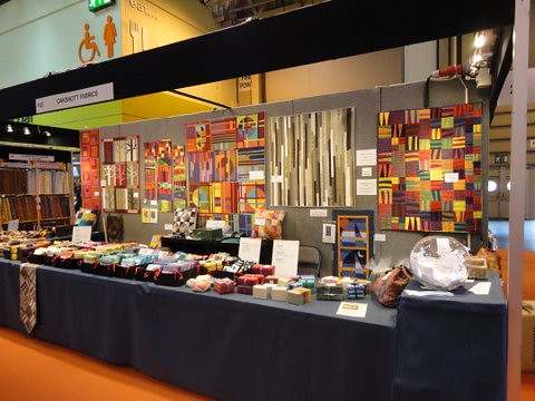 Festival of Quilts by MariQuilts