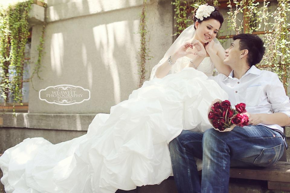 桃園自助婚紗
