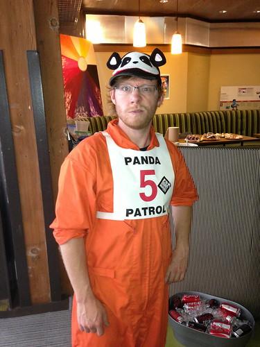 PANDA PATROL.