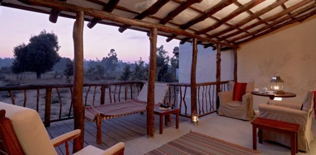 Bandhavgarh National Park Lodge